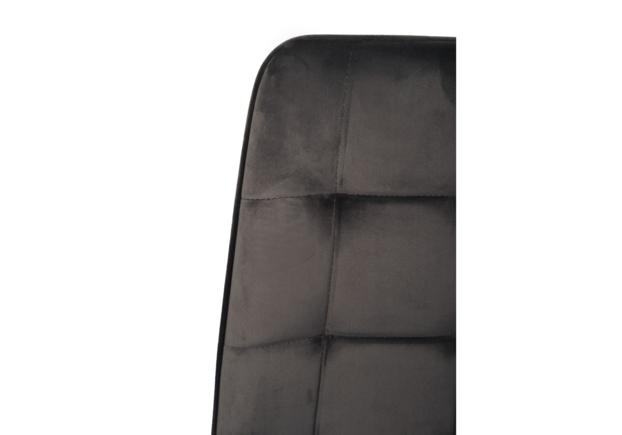 Стул N-46 серый вельвет - Фото №2