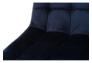 Стул N-46 чернильно-синий вельвет - Фото №5