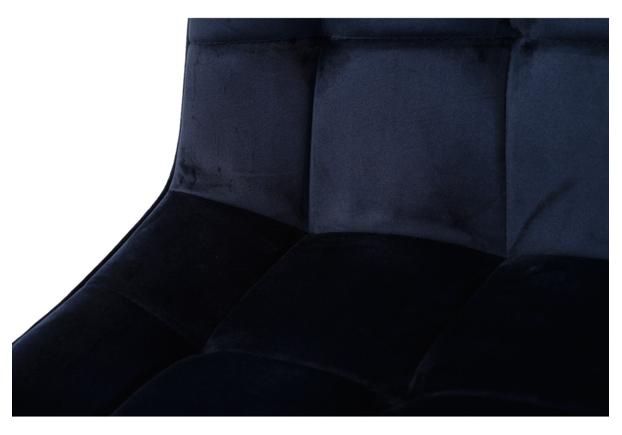 Стул N-46 чернильно-синий вельвет - Фото №2