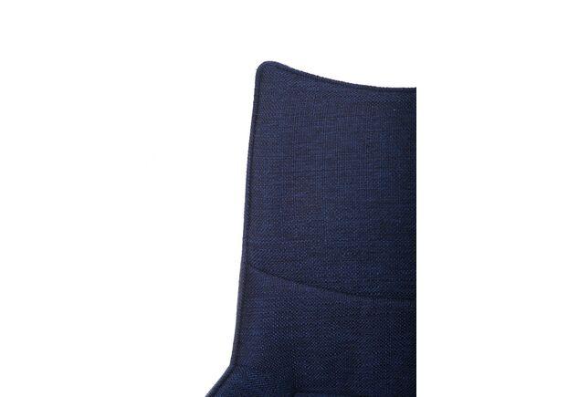 Стул R-55 чернильно-синий/черный - Фото №2